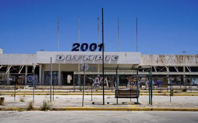 L'aeroporto dismesso Hellenikon